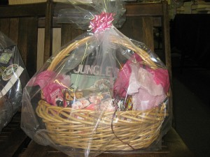Meat Is Murder Gift Basket