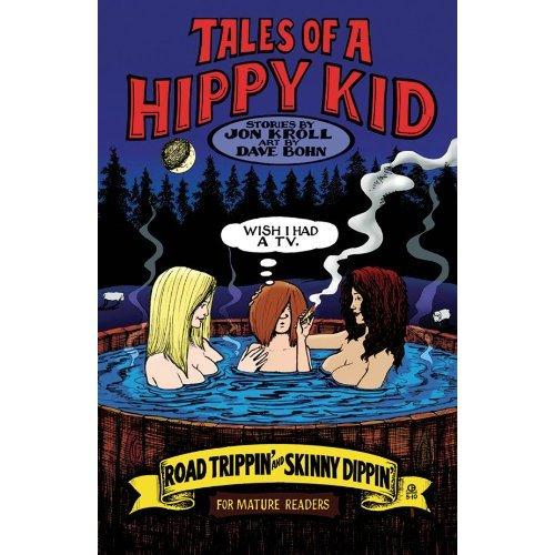 Le Hippie dans la BD Tales-Hippy-Kid