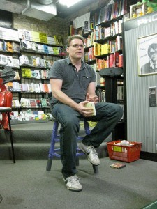 Mark Richardson reads from his book The Flaming Lips' Zaireeka