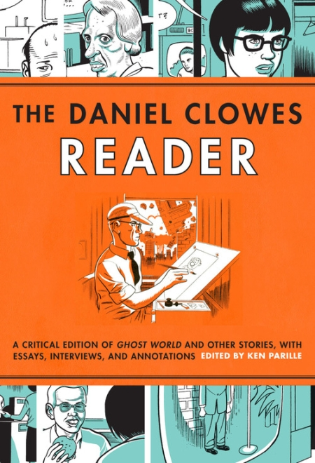the_daniel_clowes_reader_book_cover