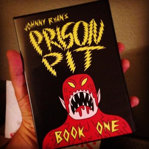 prisonpitbook1dvd