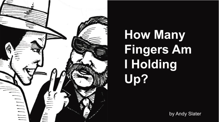 How Many Fingers Cover