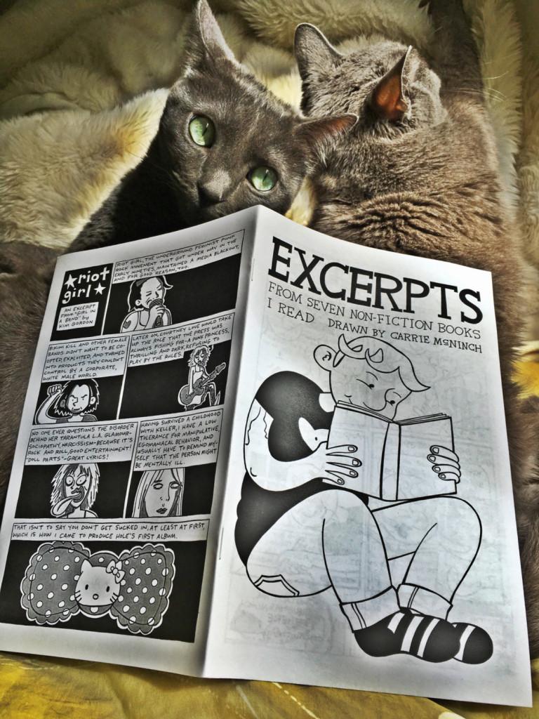 excerpts cat