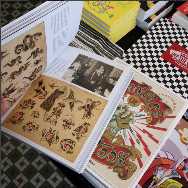 new art books