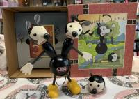 Quimby the Mouse Wooden Toy