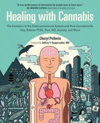 Healing with Cannabis : The Evolution of the Endocannabinoid System and How Cannabinoids Help Relieve PTSD, Pain, MS, Anxiety, and More