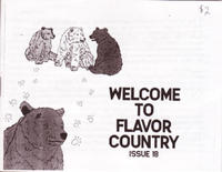Welcome to Flavor Country #18