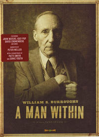 William S. Burroughs: A Man Within DVD