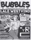 Bubbles #5 Independent Fanzine About Comics and Manga