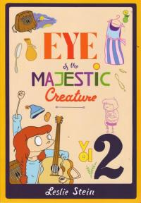 Eye of the Majestic Creature 2 TPB