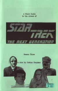 Field Guide to the Aliens of Star Trek The Next Generation Season Three
