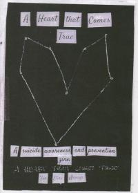 A Heart that Comes True: A Suicide Awareness and Prevention Zine