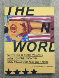 N Word Paintings by Peter Williams