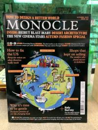 Monocle #137 October 20