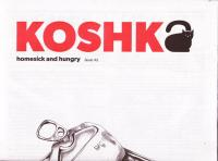 Koshka #2 Homesick and Hungry