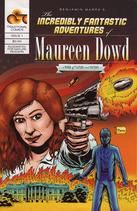 Incredibly Fantastic Adventures of Maureen Dowd #1