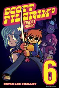 Scott Pilgrim vol 6 Finest Hour