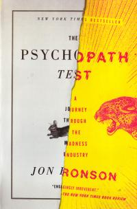 Psychopath Test A Journey Through the Madness Industry SC