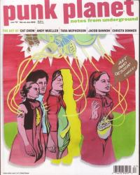 Punk Planet #67 May Jun 05