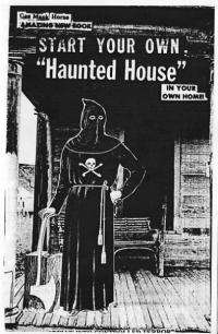 Start Your Own Haunted House #2 In Your Home