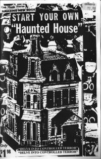 Start Your Own Haunted House