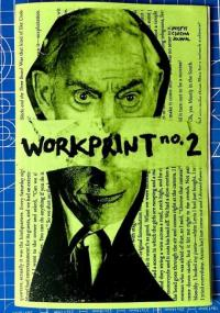 Workprint #2 Misfit Cinema Journal