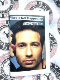 This Is Not Happening: The X-Files Zine